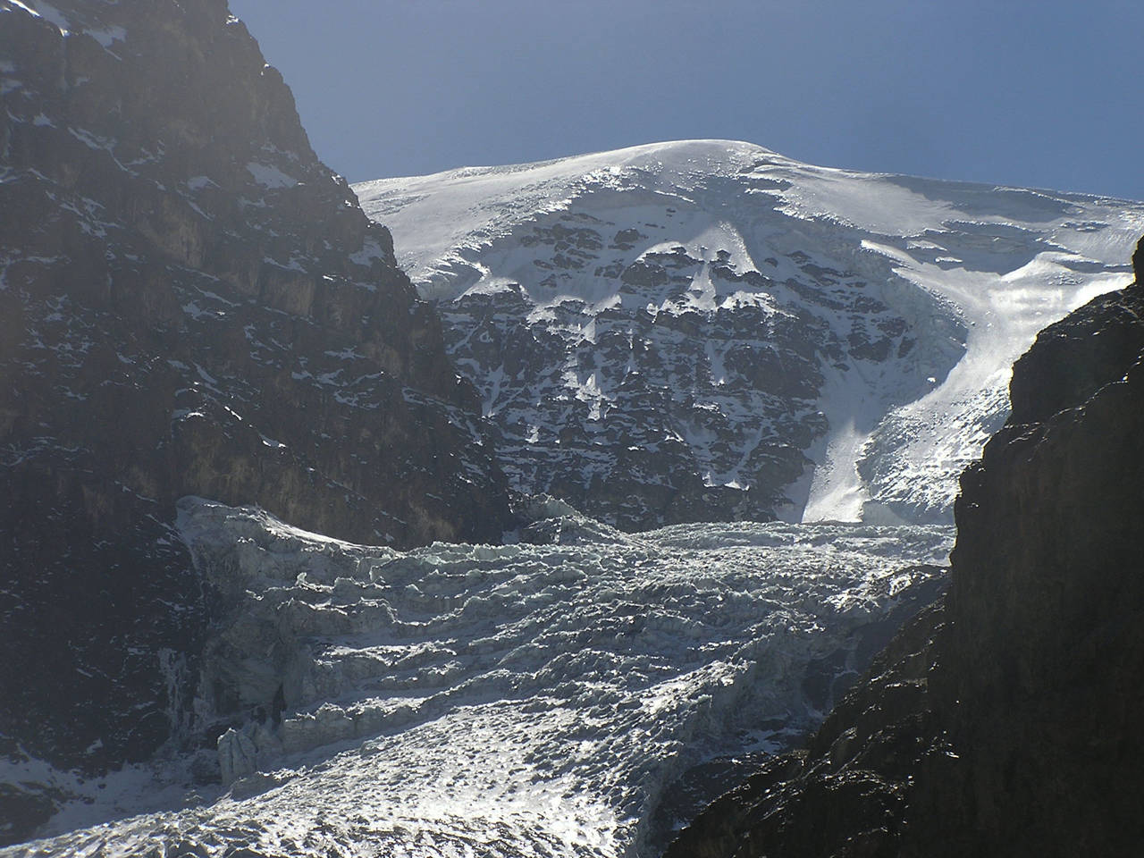 The Paloma Glacier